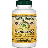 Best Pycnogenols - [ お得サイズ ] ピクノジェノール 100mg(フランス海岸松樹皮エキス) 海外直送品 Review