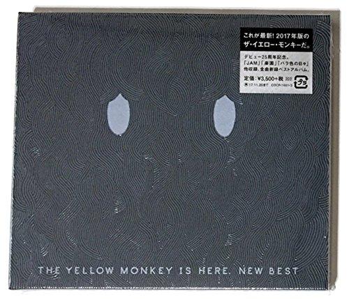 【FC限定盤】 THE YELLOW MONKEY IS HERE. NEW BEST (ファンとメンバーで作るフォトモザイクアートB2ポスター&収録曲のインストゥルメンタル音源CD付き)