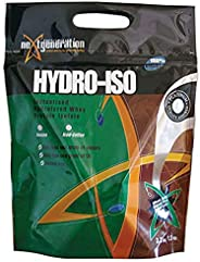 Next Generation Supplements WPI Hydro Iso - Hydrolysed Iced Coffee Bag, 1.5 kilograms