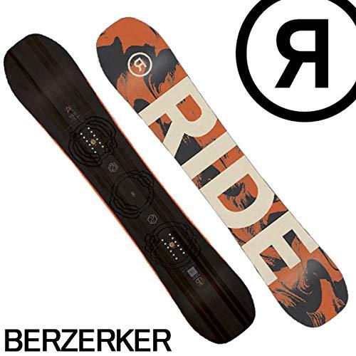 18-19 RIDE/ライド BERZERKER ジェイク・ブラウベルト メンズ パウダー 板 スノーボード 2019 162