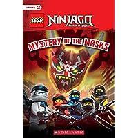 Mystery of the Masks (LEGO NINJAGO Reader) (English Edition)