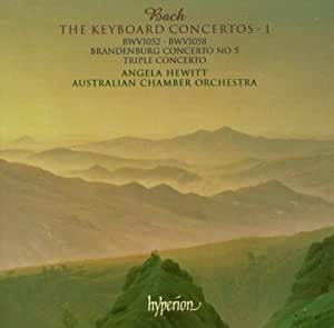 Keyboard Concertos 1 (Hybr)