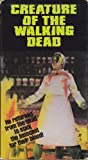 Amazon.co.jpCreature of the Walking Dead [VHS] [Import]
