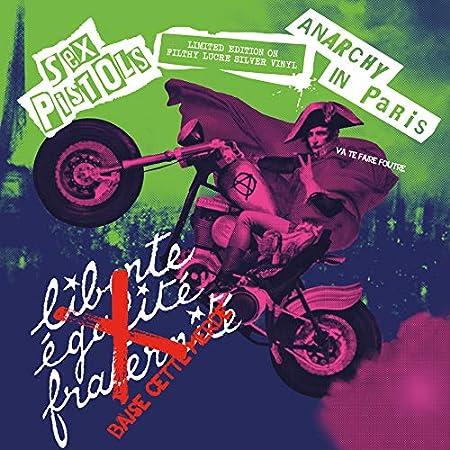 Anarchy In Paris (Silver LP) [Analog]