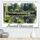 Rosenstadt Uetersen(Premium, hochwertiger DIN A2 Wandkalender 2020, Kunstdruck in Hochglanz): Bilder aus der Rosenstadt Uetersen (Monatskalender, 14 Seiten )