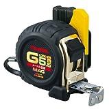 タジマ セフコンベ Gロックマグ爪25 5.5m 25mm幅 メートル目盛 SFGLM25-55BL