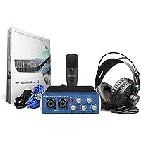 PreSonus DTMパッケージ AudioBox 96 STUDIO