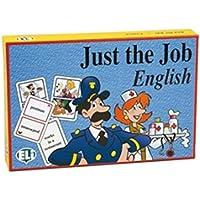 イーエルアイ ゲーム Just the Job 【英語 教材 ゲーム】 ELI Games 正規品