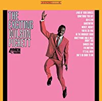 The Exciting Wilson Pickett [12 inch Analog]