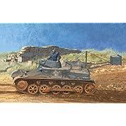プラッツ社1/ 35第二次世界大戦ドイツ軍I号戦車B型爆薬インストール車プラスチックモデルch6480