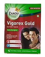 3 X Zandu Vigorex by Zandu