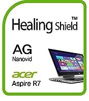 Healingshield スキンシール液晶保護フィルム Anti-Fingerprint Anti-Glare Matte Film for Acer Laptop Aspire R7