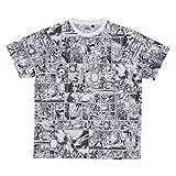 ポケモンセンターオリジナル Tシャツ Pokémon EX Drawing -Yusuke Murata- コミック総柄 S