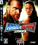 WWE 2009 SmackDown vs Raw - PS3