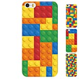 iPhone6S/6 (アイフォン6S/6 4.7インチ Apple) スマホケース カバー ブロック柄 / 【B】 / ハードケース