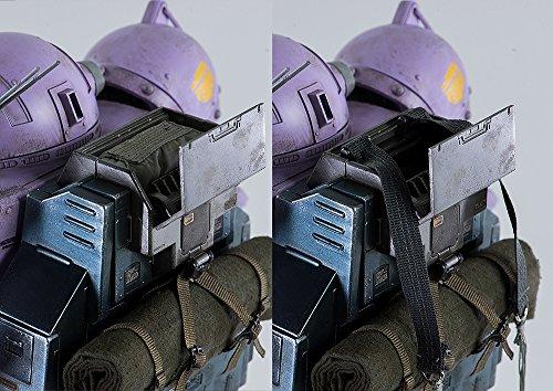 装甲騎兵ボトムズ スコープドッグ<メルキアカラー> & パラシュートザック 1/12スケール ABS&POM&PVC製 塗装済み可動フィギュア