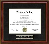 大学卒業証書Brevardフレーム nc-brevard-91-maho