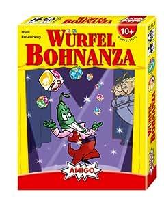 ボーナンザダイス (Würfel Bohnanza) カードゲーム