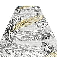 CAIJUN 廊下のカーペット ランナー ラグ オスマン カスタマイズ可能 掃除が簡単 ノンスリップ エントランス キッチンカーペット 現代の、 2つの様式、 35サイズ (色 : B, サイズ さいず : 1.1x3m)