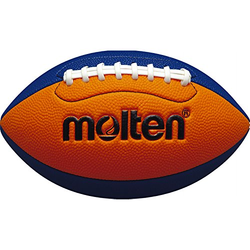 molten(モルテン) フラッグフットボール ミニ ORG+BL Q3C2500-OB