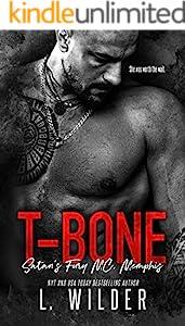 T-Bone: Satan's Fury MC-Memphis (Satan's Fury-Memphis Book 9) (English Edition)