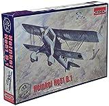 ローデン 1/48 独ハインケルHe51B.1複葉戦闘機 プラモデル
