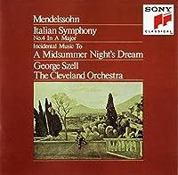 Mendelssohn: Symphony No. 4 by George Szell