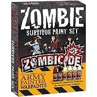 [アーミーペインター]The Army Painter Army Painter Zombicide Survivor Paint Set WP8009 [並行輸入品]