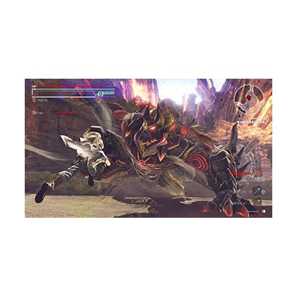 【PS4】GOD EATER 3の紹介画像5
