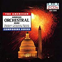 American Orchestral Music by VARIOUS ARTISTS (2005-02-14)