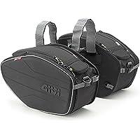GIVI(ジビ) バイクサイドバッグ/可変式(EA101B) 容量24~30L(片側) 94356