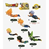 ドラゴンボール超 ワールドコレクタブルフィギュア~ANIME 30th ANNIVERSARY~vol.3 全6種セット