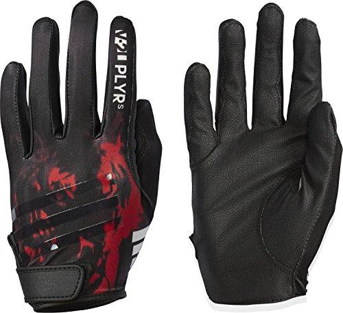 adidas(アディダス) 野球 男女兼用 守備用手袋 片手用 5Tフィールディンググローブ DMU64 スカーレット×ホワイト(BS1258) LHS