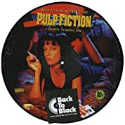 Pulp Fiction: Picture Disc: Soundtrack [12 inch Analog]