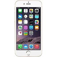 Apple au iPhone6 A1586 (MG4J2J/A) 64GB ゴールド