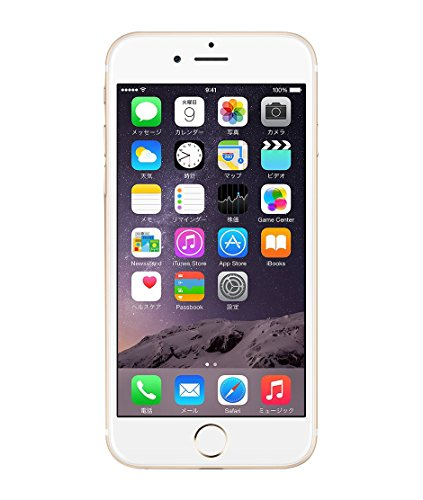 Apple au iPhone6 A1586 (MG4J2J...