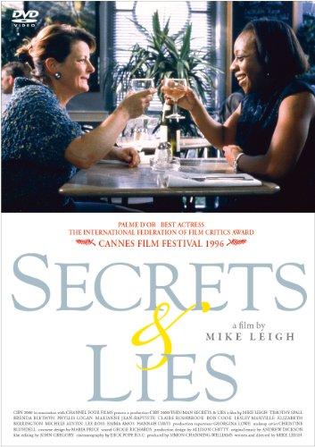 秘密と嘘 [DVD]の詳細を見る