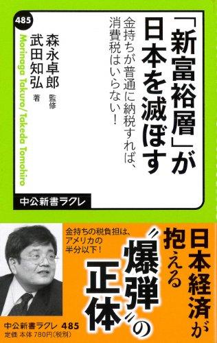 「新富裕層」が日本を滅ぼす (中公新書ラクレ 485)の詳細を見る