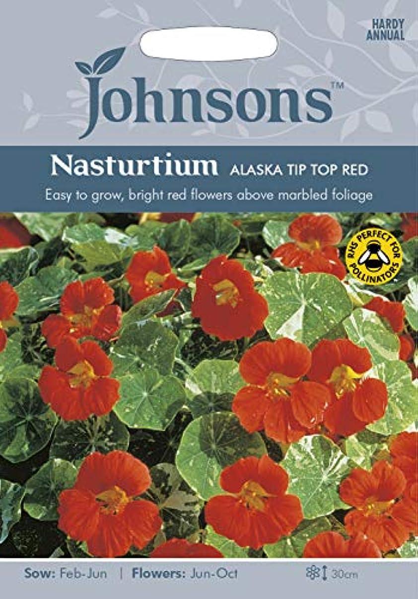 かまどボアコンバーチブル種子パッケージ:3:ジョンソンSeedsAlaskaチップトップレッドシード - Y!