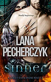Sinner: A Deadly Seven Origins Novella (The Deadly Seven) by [Pecherczyk, Lana]