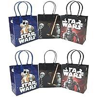 Disney Star Wars The Force Awakens BB-8 12 Pcs Goodie Bags Party Favor Bags Gift Bags Birthday Bags [並行輸入品]