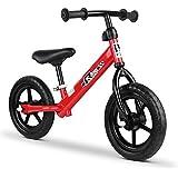 Rigo 12 Inch Kids Balance Bike - Red