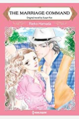 The Marriage Command: Harlequin comics Kindle Edition