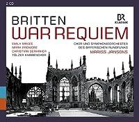 Britten: War Requiem by Emily Magee (2013-10-29)