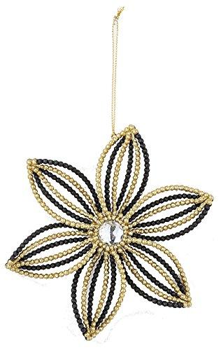 asca クリスマス 装飾 フラワーオーナメント AX68334-000