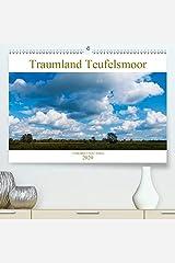 Traumland Teufelsmoor(Premium, hochwertiger DIN A2 Wandkalender 2020, Kunstdruck in Hochglanz): Atemberaubende Fotos aus dem Teufelsmoor bei Bremen (Monatskalender, 14 Seiten ) カレンダー
