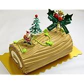 東京・湯島『ロワゾー・ド・リヨン』ブッシュドノエル≪2010クリスマスケーキ・ご予約≫