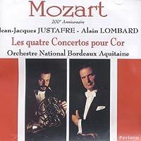 Mozart: Four Concertos for Hor
