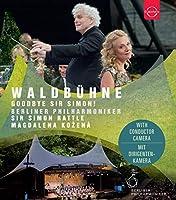 Waldbuhne 2018 - Goodbye Sir Simon [Blu-ray]