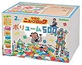 「学研 (Gakken) ニューブロック ボリューム500 17種500パーツ 83149」のサムネイル画像